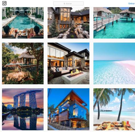 Instagram marketing for resorts